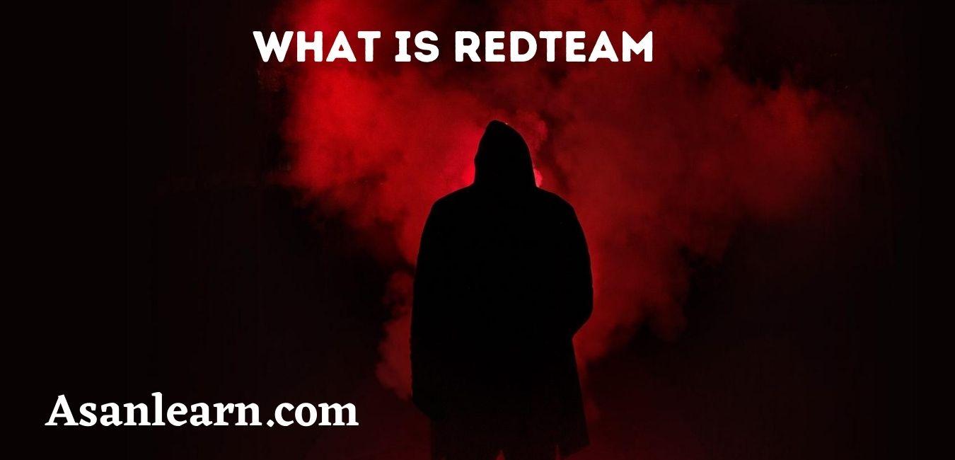 تیم قرمز